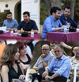 Diàlegs d´estiu, Fòrum Ètica Pública i Democràcia
