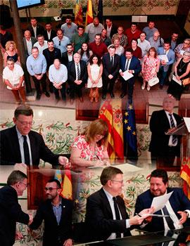 Más de 6 millones de euros de fondos europeos FEDER para la provincia de Castellón