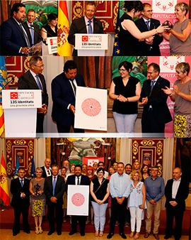 La Diputación colabora con Cruz Roja para acoger el Sorteo del Oro en Castellón
