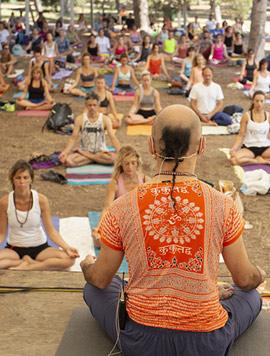 6º Festival de Yoga de verano