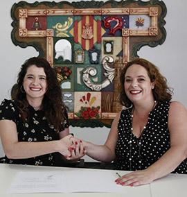 Noelia Selma, nueva presidenta de la Junta de Fiestas de Castellón