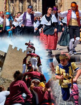 La Colonia Morellano-Catalana protagoniza el cuarto día del novenario del 54 Sexenni