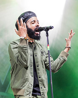 De Jamaica al reggae global en el Rototom Sunsplash