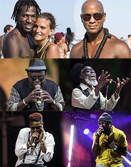 El festival reggae Rototom Sunsplash de Benicàssim se despide de su 25ª edición