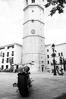 35ª Concentración Big Twin de España de Harley Davidson en Castellón