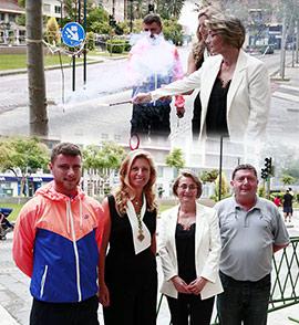 Mascletà conmemorativa del aniversario de la ciudad de Castellón