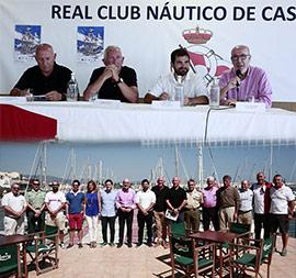 Presentación del XII Campeonato de España de Kayak de Mar