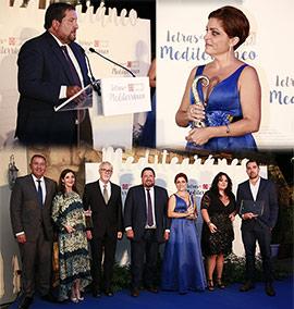 El texto de Paz Castelló el más votado de las Letras del Mediterráneo