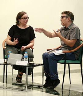 Pilar Beltrán y Álvaro de los Ángeles: Entramats