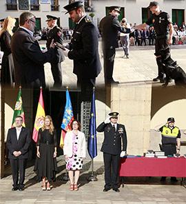 Reconocimiento en Castellón al mérito policial