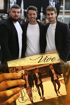 El Grupo Jarana estrena Vive, su nuevo CD