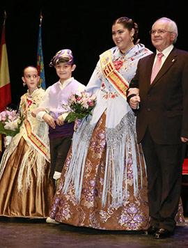 El Centro Aragonés de Castellón presenta a sus reinas