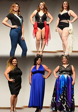 Castellón celebra la gala de Miss Real Model
