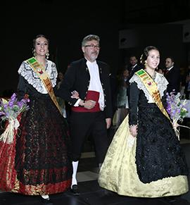 La Gaiata 3 Porta del Sol presenta a sus madrinas de la Magdalena 2019