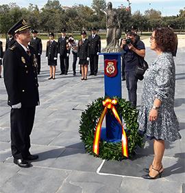 Reconocimiento al trabajo de la Policía Nacional de la Provincia de Castellón