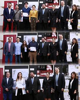 Entrega de los premios Som Ceràmica