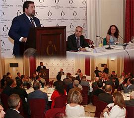 Moliner: ´Hemos trabajado para hacer de la Diputación una institución más próxima, útil y líder´