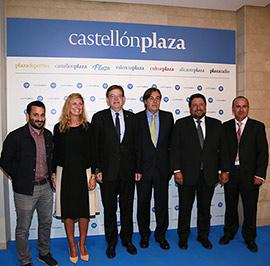 Presentación del diario Castellón Plaza