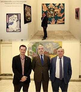 Fundación Caja Castellón inaugura su exposición de otoño