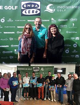 Torneo de golf Onda Cero Castellón