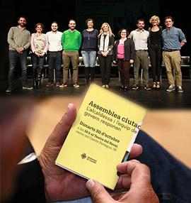 Segunda edición de la Asamblea Ciudadana en Castellón