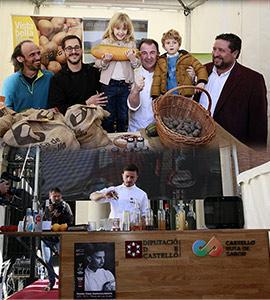 Exitosa I Feria de Turismo Gastronómico Castelló Ruta de Sabor