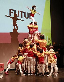 5º aniversario de la Conlloga Muixeranga de Castelló