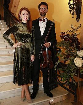 Concierto de Daniel Martínez y Alicja Gutowska