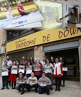 Cuenta Conmigo para Todo 2019, calendario solidario de Síndrome de Down Castellón