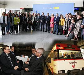 Ampliación del servicio del tren de media distancia Castellón-Vinaròs
