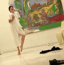 Bésame 2.0, espectáculo de danza participativa para la prevención de la violencia de género
