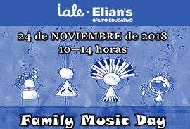 Family Music Day en Elian´s British School Castellón