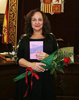 Rosa M. Miró, galardonada con el Premi de Narrativa Breu ´Josep Pascual Tirado´
