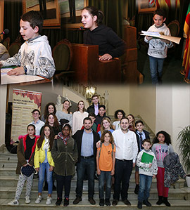 Escolares de Castellón proponen crear una oficina municipal antibulling