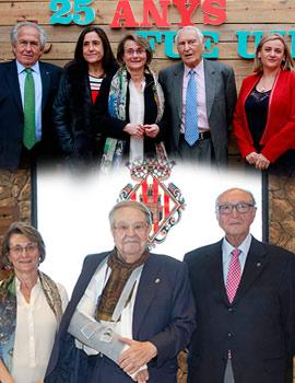 La FUE-UJI reúne a más de 100 representantes de la empresa y de la universidad con motivo de su 25 aniversario
