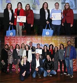 Gala de entrega de premios de los concursos de Benicàssim Belle Époque