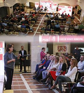 Foro de Debate Municipal del PSOE sobre seguridad