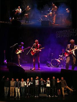 ConciertoSolidarioafavor deAEMC en Castellón