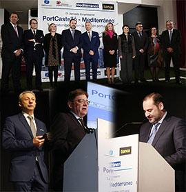 IX Jornadas Empresariales PortCastelló-Mediterráneo
