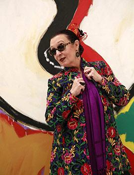 Martirio: ´Más allá de las gafas oscuras: una artista pionera sin aditivos´