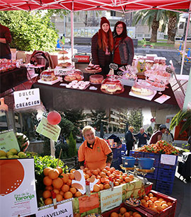 Jornada gastronómica de la Fira de la Taronja en Castellón