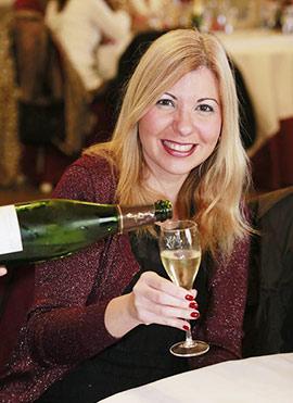 Cata de champán francés en el Real Casino Antiguo de Castellón