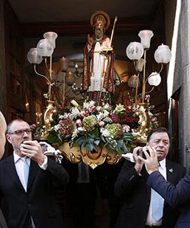 Fiestas de Sant Nicolau en Castellón