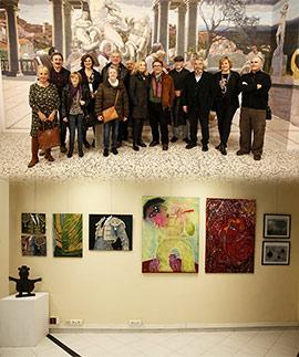 Nueva exposición colectiva en el Círculo de Bellas Artes de Castellón, Ars Galvi