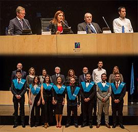 Actos de graduación de la Escuela Superior de Tecnología y Ciencias Experimentales de la UJI