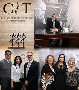 La Clínica de traumatología Dr. Héctor Rupérez abre sus puertas en Castellón