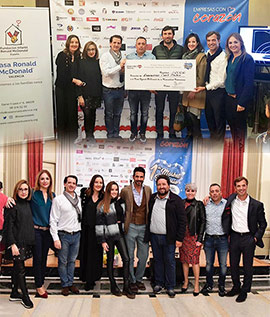 Éxito del rastrillo solidario de la Fundación Infantil Ronald McDonald