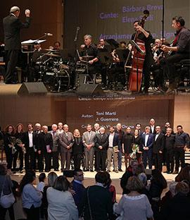 Conmemoración del 50 aniversario de la rondalla Els Llauradors