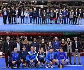 Fiesta del tenis español, 50 aniversario del CTC