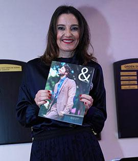 Presentación de la revista And Magazine en su edición número 13